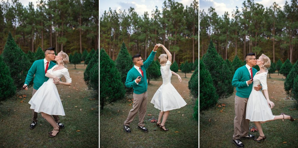 Engagement Photography in Fayetteville North Carolina