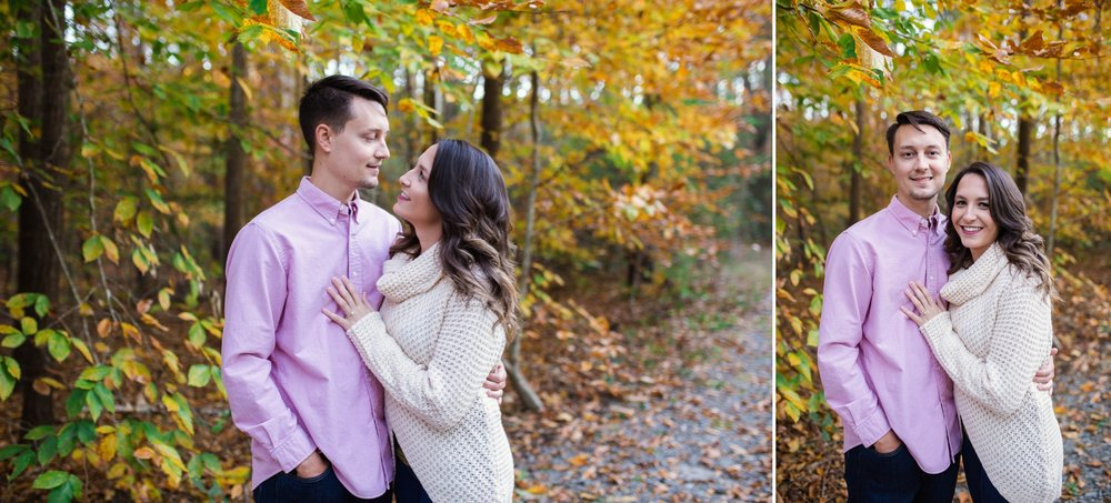 Engagement Photography in Fayetteville NC