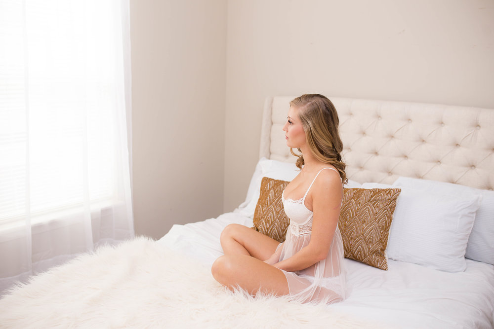 Southern Pines North Carolina Boudoir Photographer