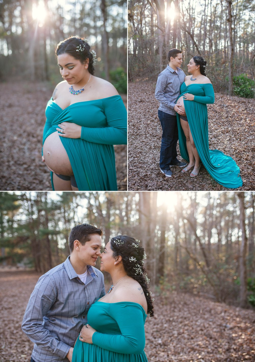 Fayetteville North Carolina Maternity Photographer