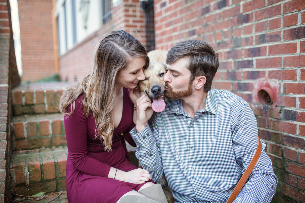 Raleigh North Carolina Engagement Photography