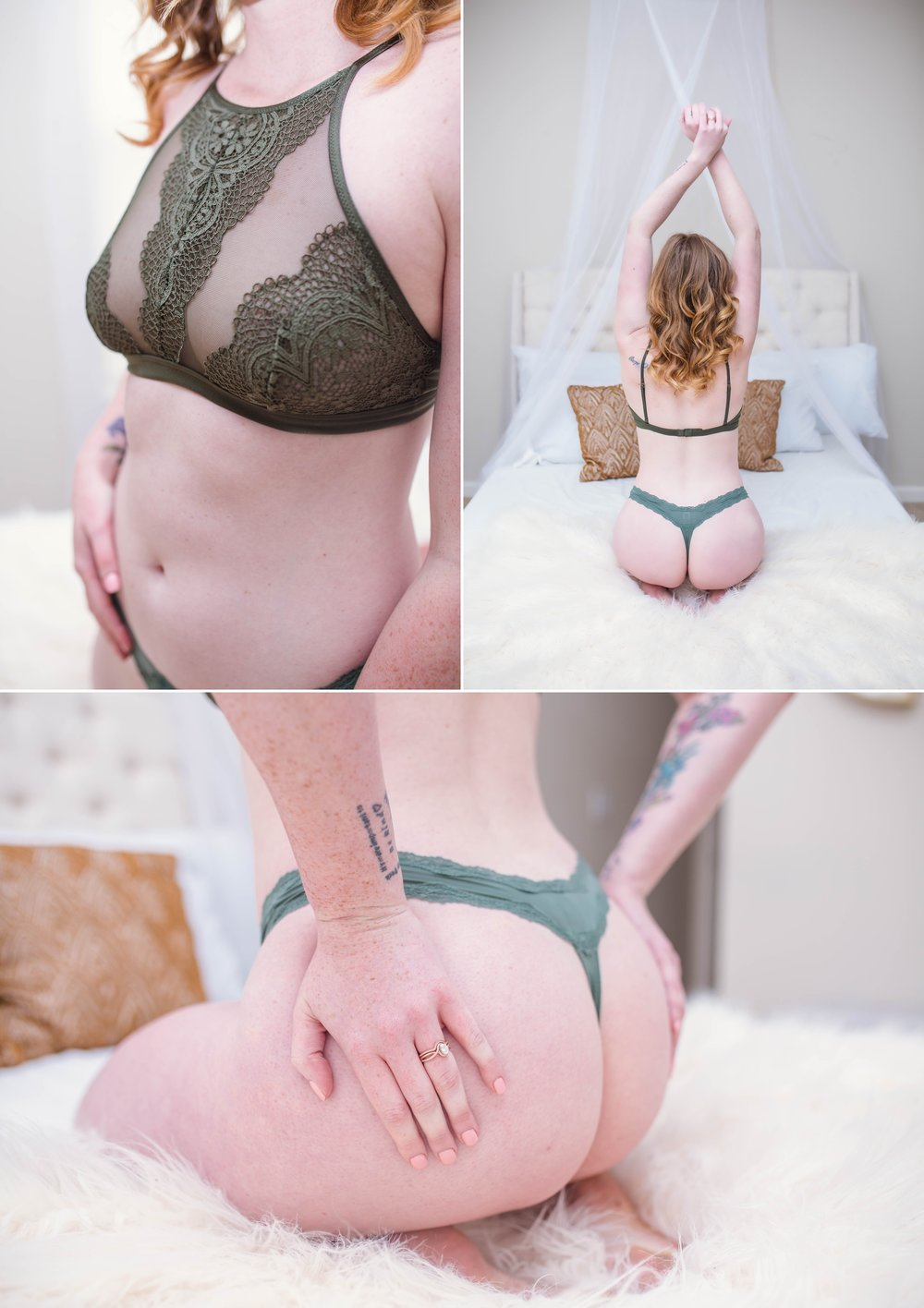 Raleigh North Carolina Female Boudoir Photographer - Johanna Dye Photography