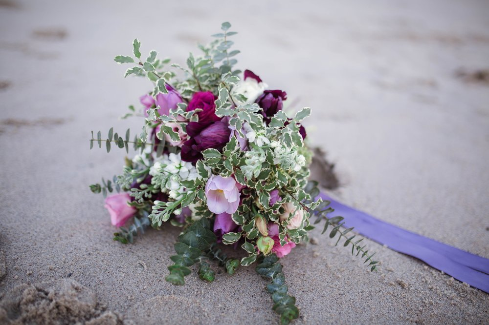Kure Beach Wilmington North Carolina Wedding Photography - Mermaid inspired - Johanna Dye