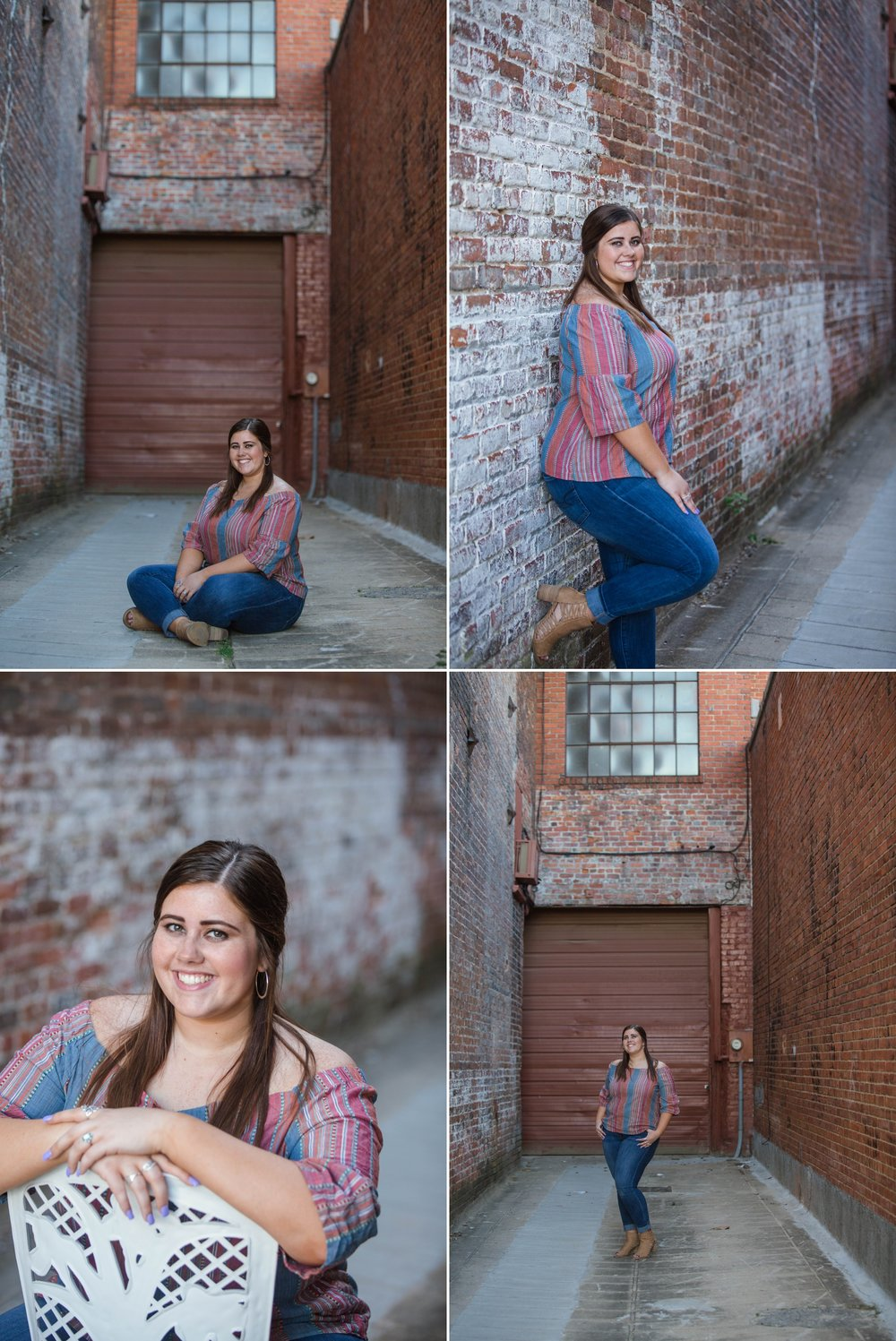 Goldsboro North Carolina Senior Photographer - Johanna Dye Photography