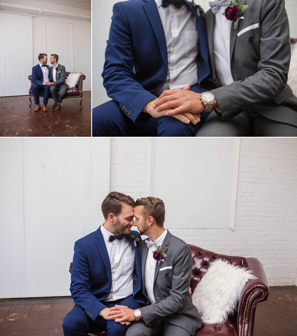 Gay and Lesbian friendly Wedding Photographer in Raleigh North Carolina - Johanna Dye Photography
