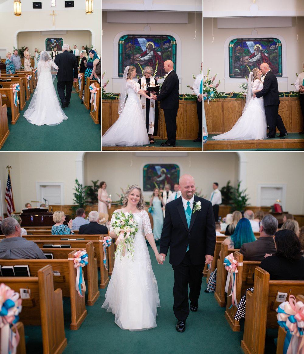 Wedding Photographer in Fayetteville North Carolina - Johanna Dye Photography