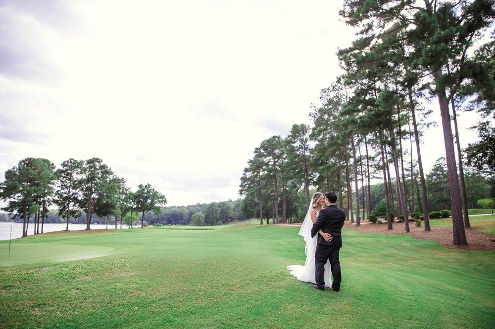 Wedding at Carolina Trace Country Club in Sanford, NC - Johanna Dye Photography