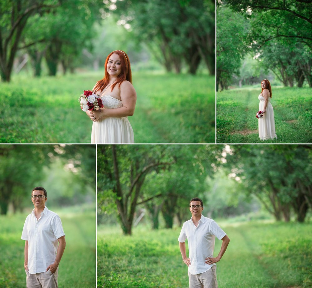 Elopement Photographer in Fayetteville North Carolina - Johanna Dye Photography