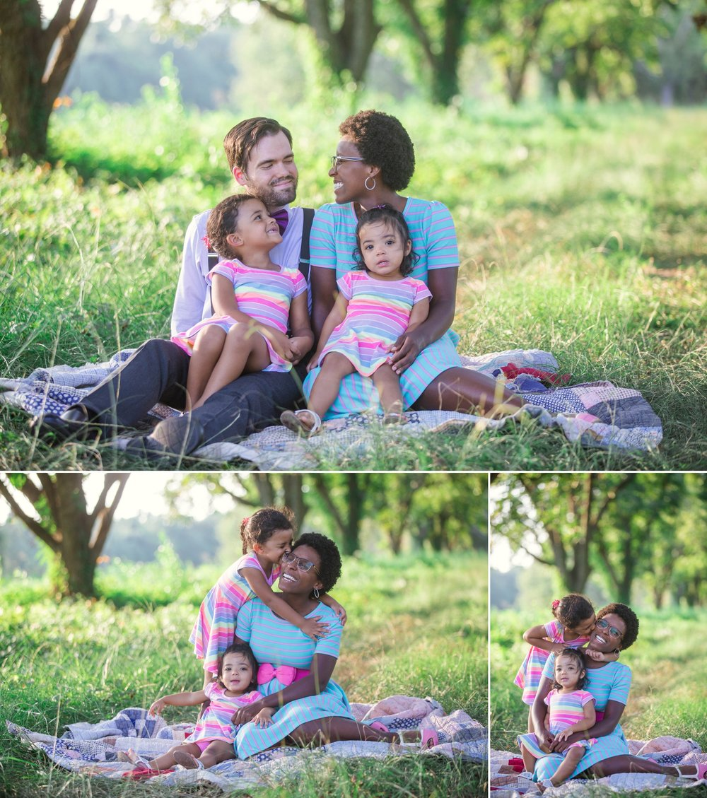 Anniversary Photography Session - Fayetteville, NC Family Photographer