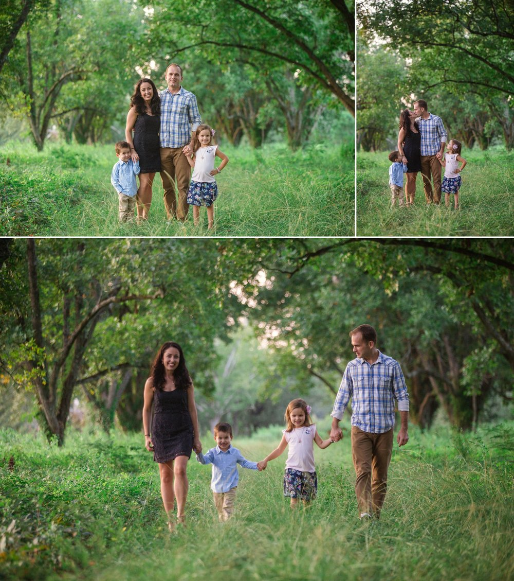 Outdoor Family Photographer in Fayetteville North Carolina