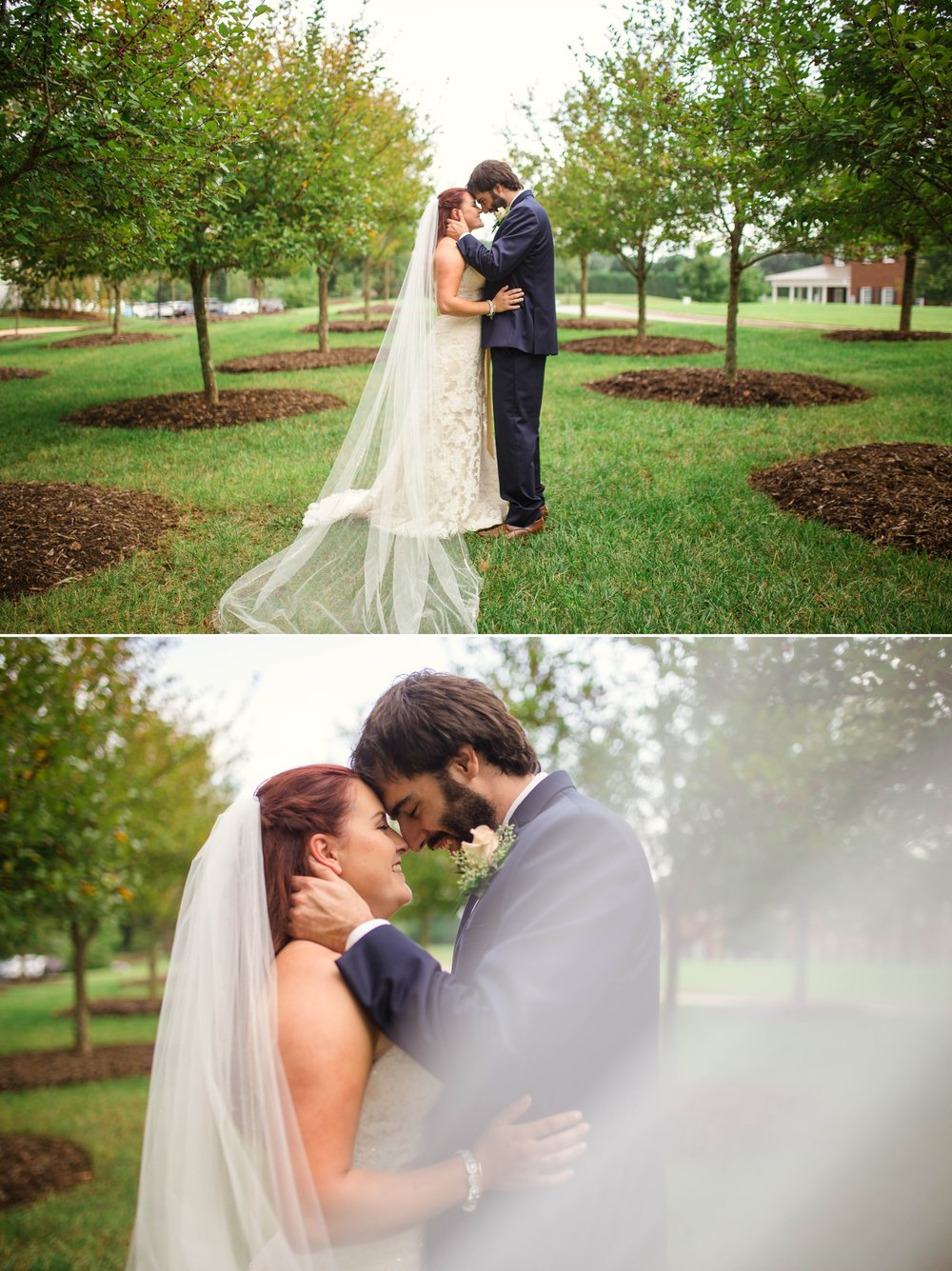 Sydney + Blake - Wedding at the Granary at Winmock at Kinderton in Bermuda Run, North Carolina - Winston-Salem NC Photographer