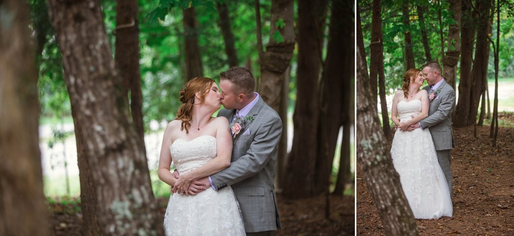 Katie + Adamn - Wedding Photography at the Highland Brewing Company in Asheville North Carolina - Johanna Dye Photographer