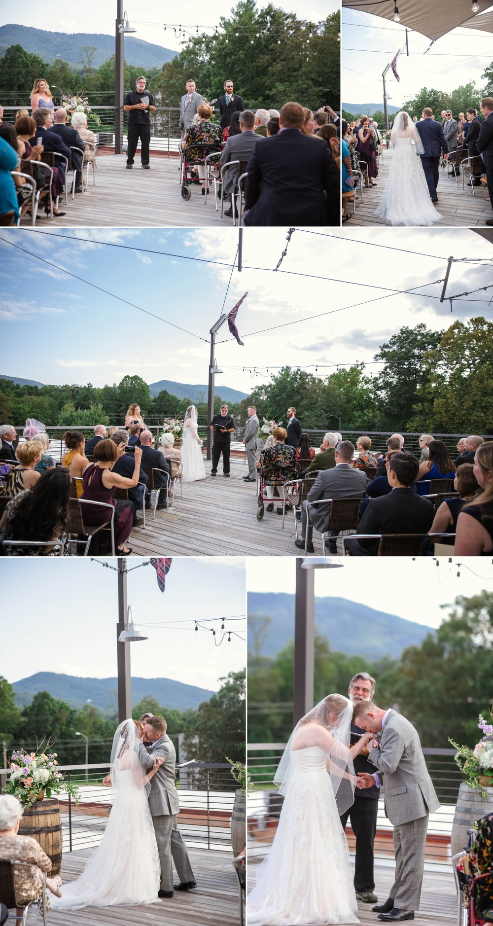Wedding Photography at the Highland Brewing Company in Asheville North Carolina - Katie + Adam - Johanna Dye Photographer 12.jpg