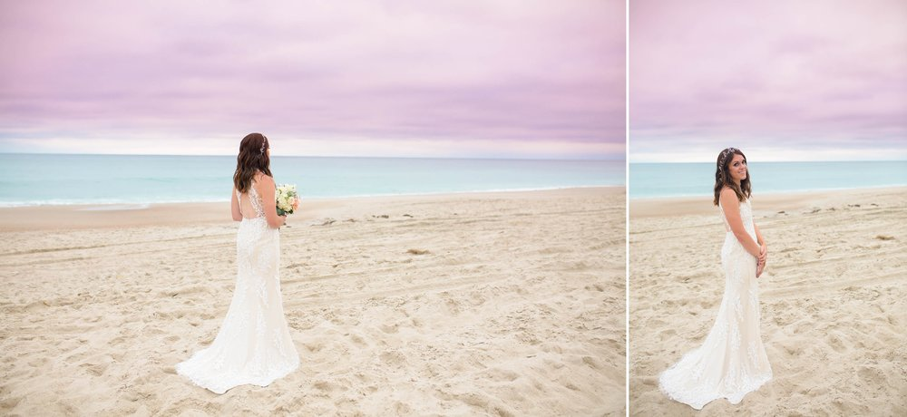 Rena + Aaron Wedding Photography at 1 Impossible Dream in Emerald Isle North Carolina - Outer Banks Photographer