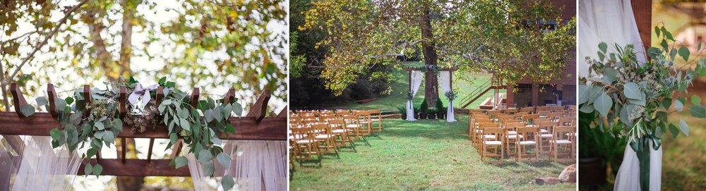 Ceremony Details - Chatham Mills in Pittsboro North Carolina Wedding Photography - Johanna Dye - Meredith and Brandon