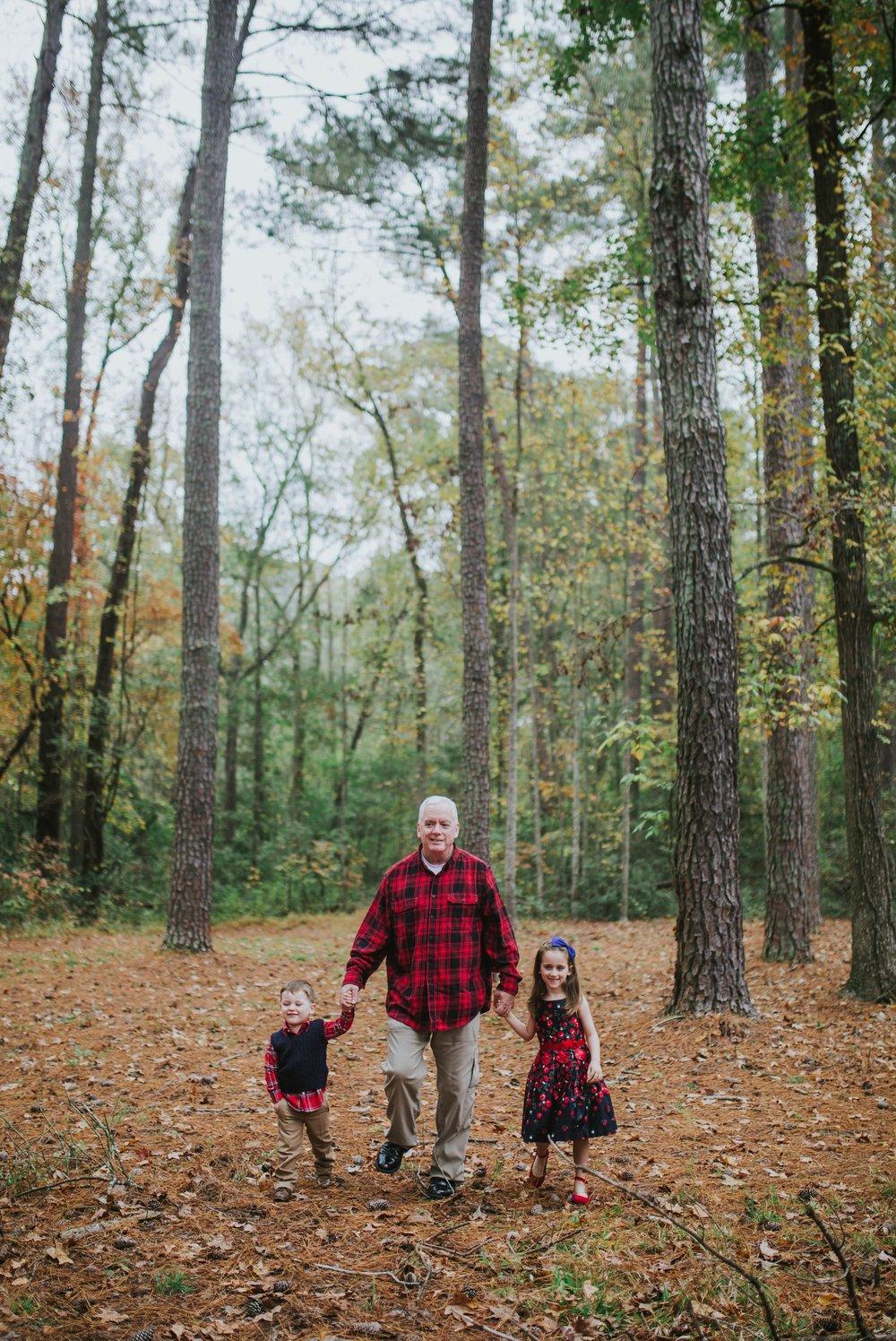 Ryan's - Family Photographer at Clark Park in Fayetteville, North Carolina