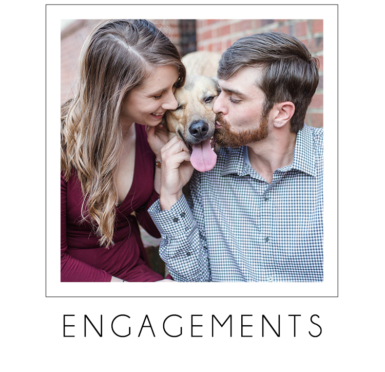 Fayetteville North Carolina Engagement Photographer