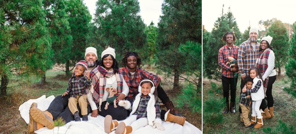 Family Photography at the B&D Christmas Tree Farm in Fayetteville North Carolina 1.jpg