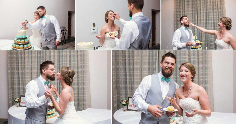 Mallori + Patrick - Wedding at Courtyard by Marriott Carolina Beach Oceanfront - Wilmington, North Carolina Photographer