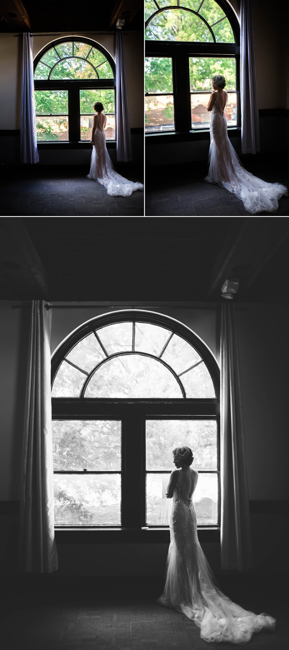Dani + Adam - Wedding at 214 Martin Street - Raleigh North Carolina Photographer