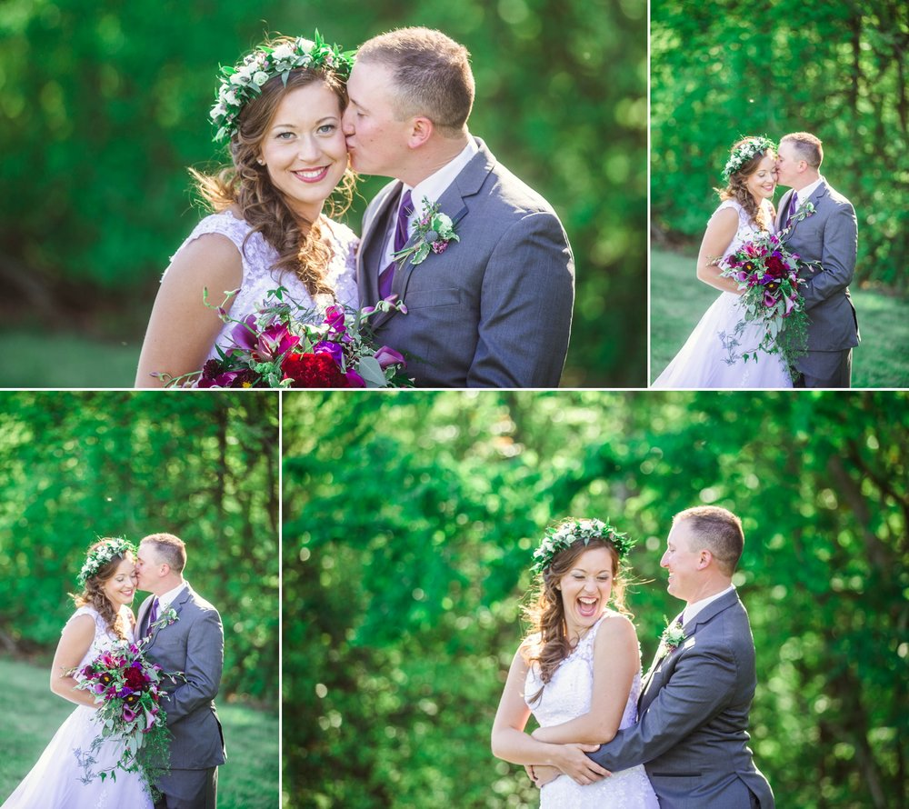 Jessica + Nathan - Wedding at the Lily Pad in Whitsett, NC - Raleigh North Carolina Photographer