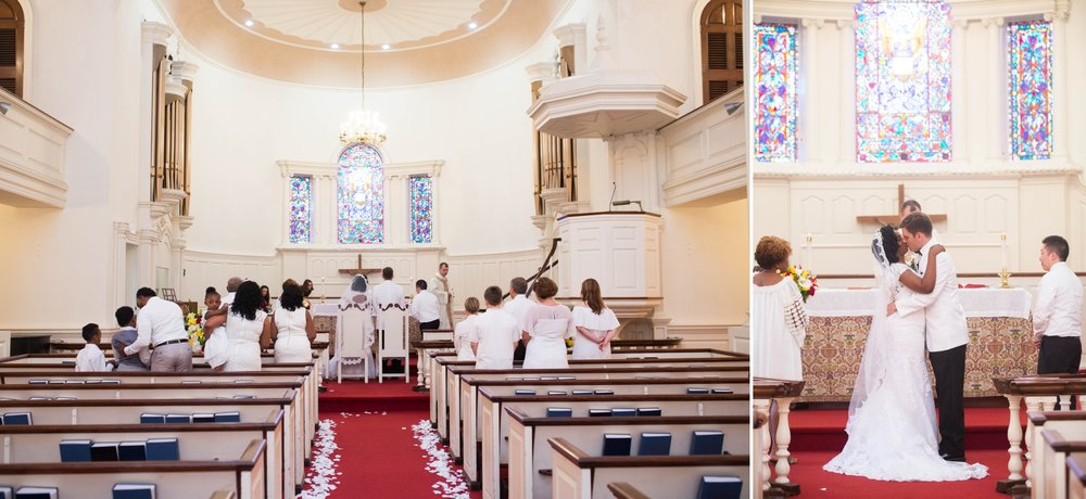 Adrianne + Adam - Wedding at Main Post Chapel in Fort Bragg, NC - Fayetteville North Carolina Photographer