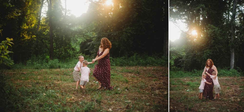 McNalls - Lifestyle Photography Session - Fayetteville Family North Carolina Photographer
