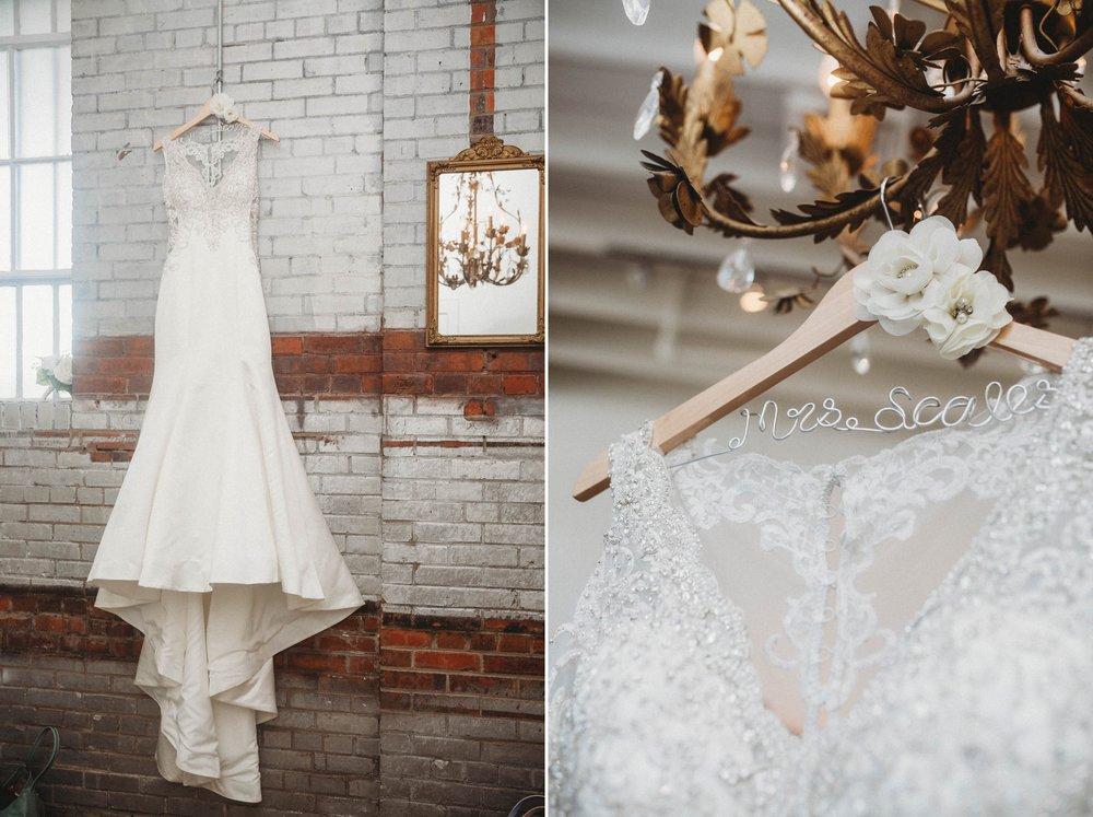 Jamar + Laura - Wedding at Studio 215 - Fayetteville, North Carolina Wedding Photographer