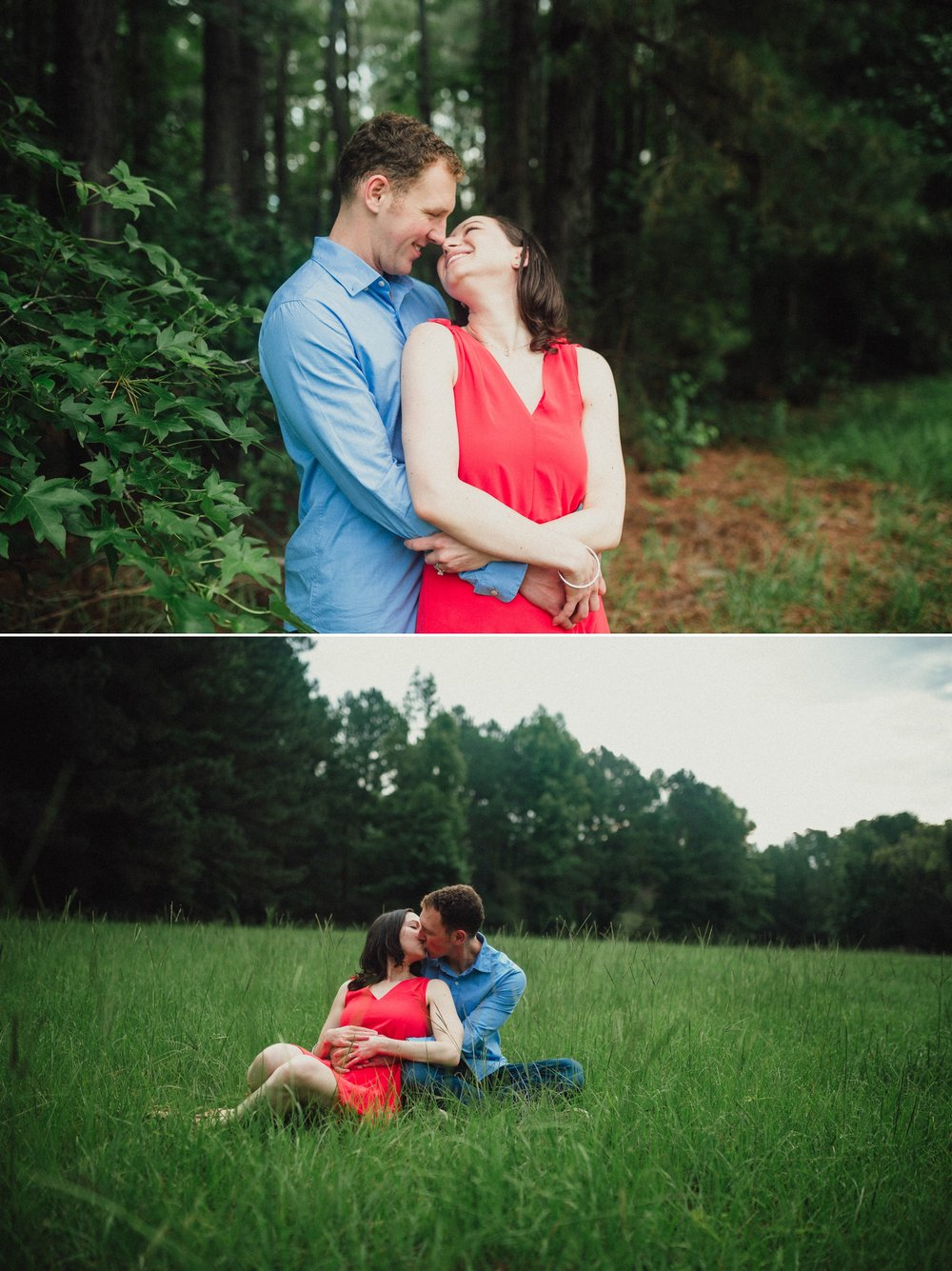 Sarah + Kyle - Engagement Photography Session in Fayetteville, North carolina 3.jpg