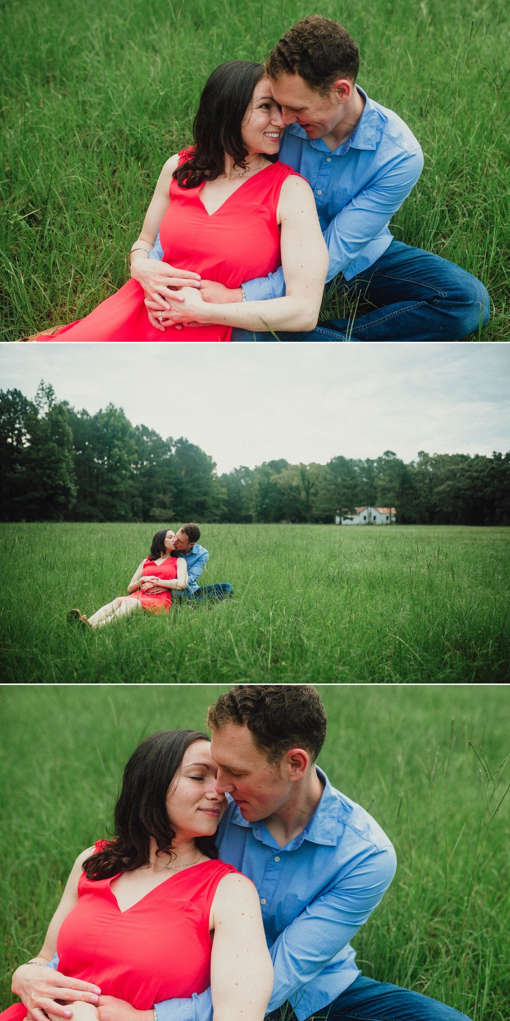 Sarah + Kyle - Engagement Photography Session in Fayetteville, North carolina 4.jpg