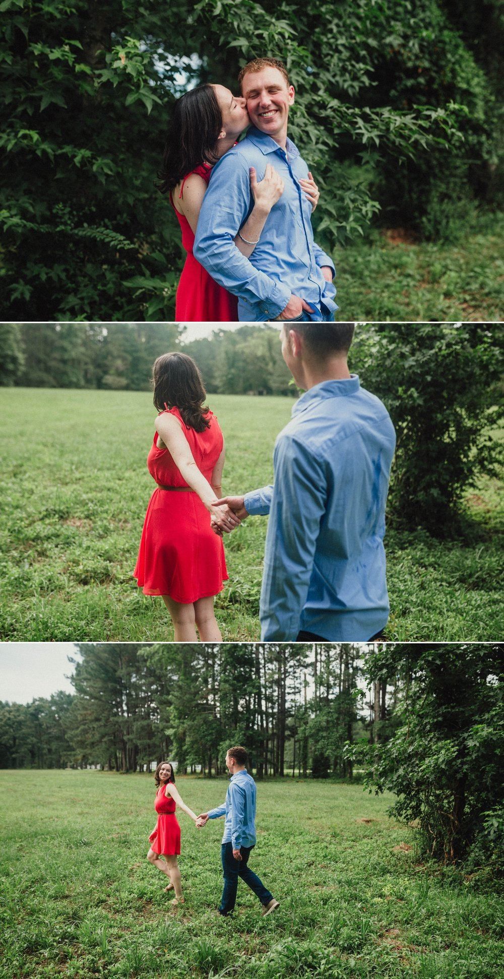 Sarah + Kyle - Engagement Photography Session in Fayetteville, North carolina 7.jpg