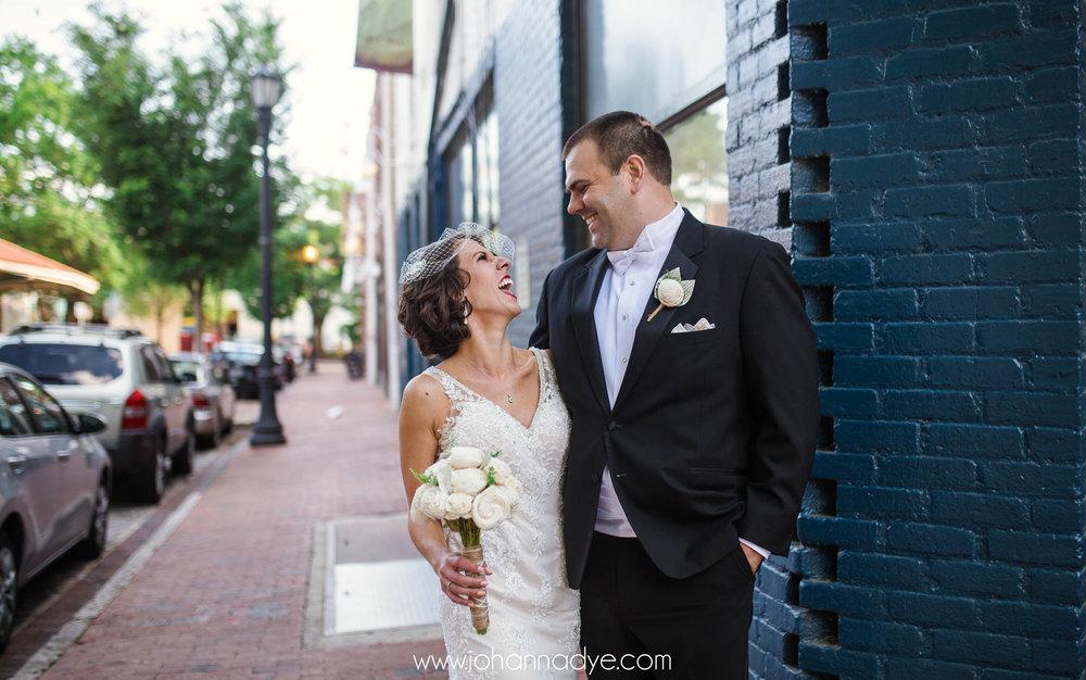 Dani + Adam - Wedding