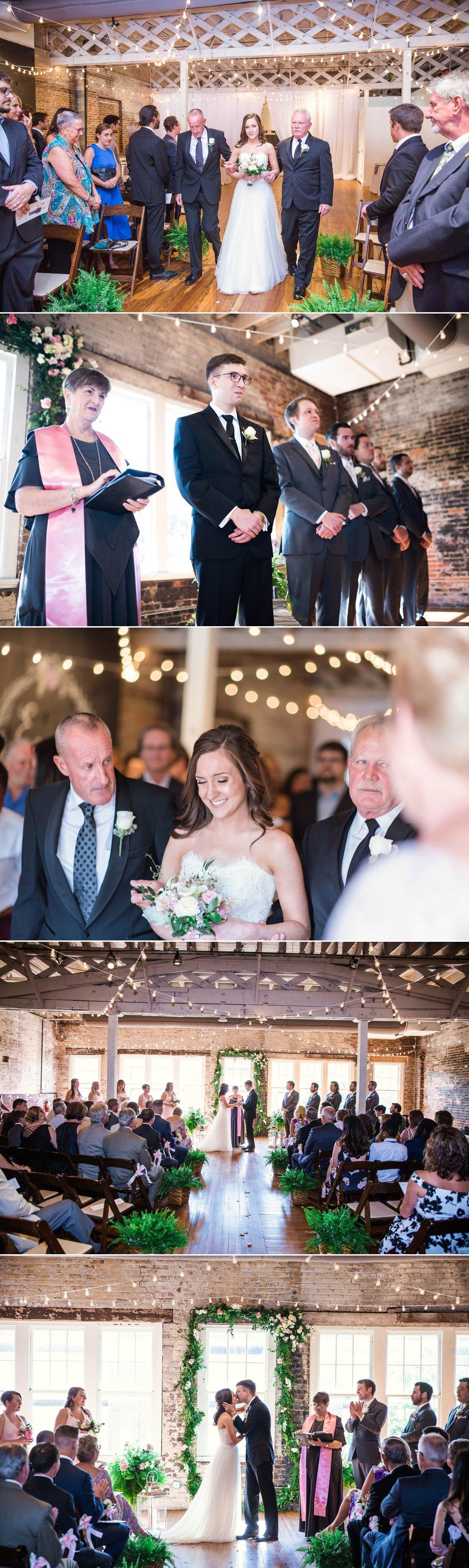 Elizabeth + Kane - Wedding at the Stockroom at 230 - Raleigh North Carolina Wedding Photographer 8.jpg