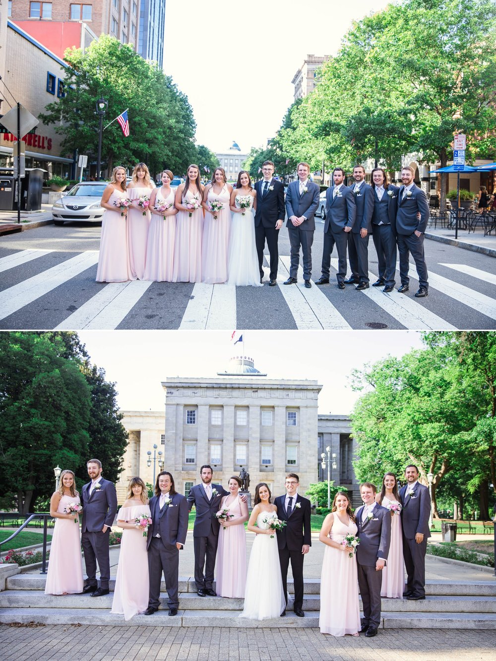 Elizabeth + Kane - Wedding at the Stockroom at 230 - Raleigh North Carolina Wedding Photographer 9.jpg