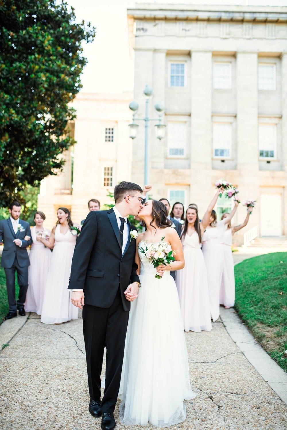 Elizabeth + Kane - Wedding at the Stockroom at 230 - Raleigh North Carolina Wedding Photographer 10.jpg