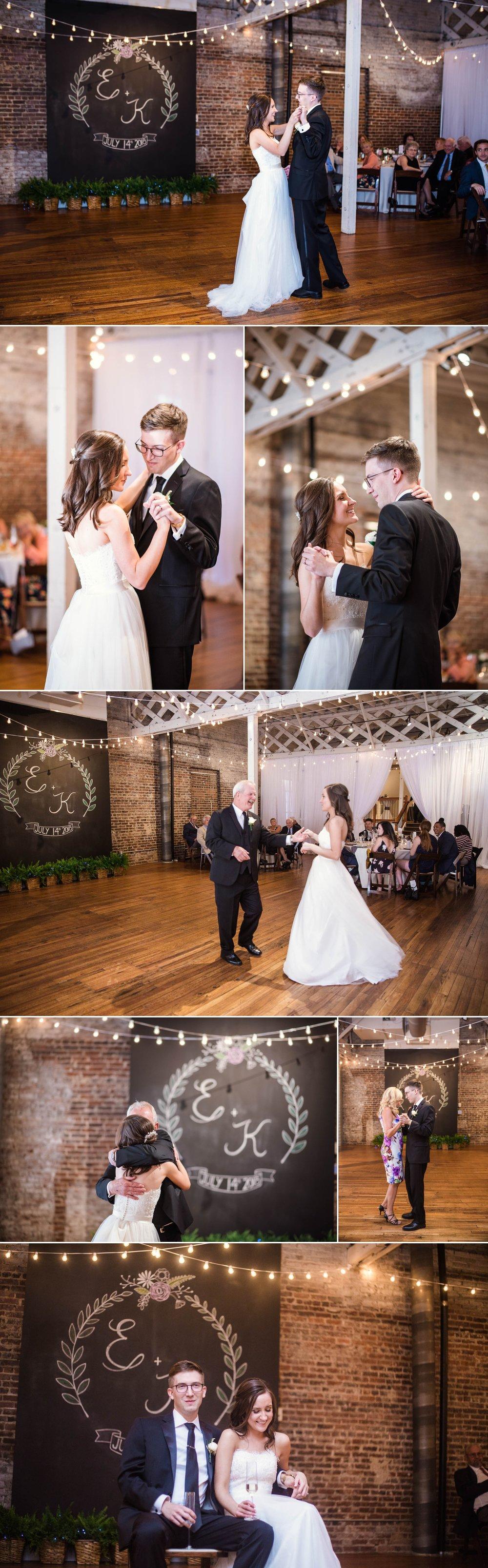 Elizabeth + Kane - Wedding at the Stockroom at 230 - Raleigh North Carolina Wedding Photographer 18.jpg