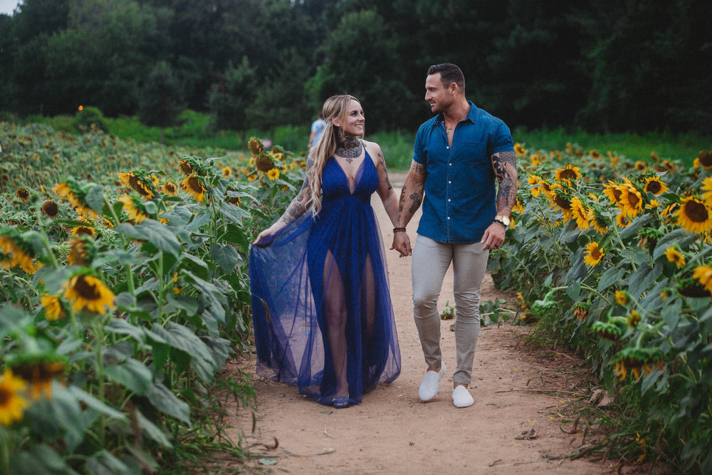 5 Tips on how to rock your engagement session - raleigh wedding photographer