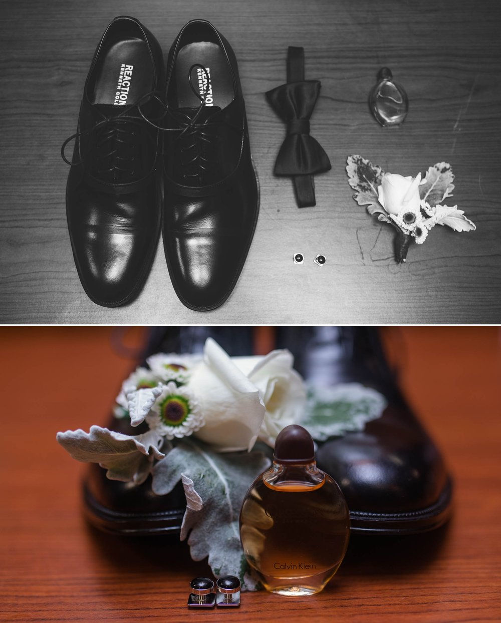 Grooms Details - Dona + Doug - MacGregor Downs Country Club in Cary, NC - Raleigh Wedding Photographer