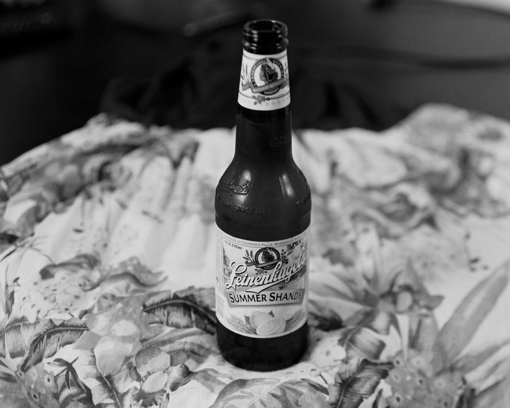 Summer Shandy Bottle, $3 plus tip.