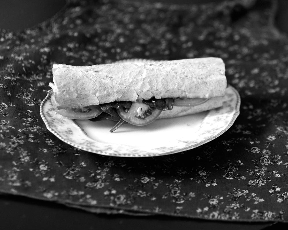 Vegetarian Sandwich, $6.34