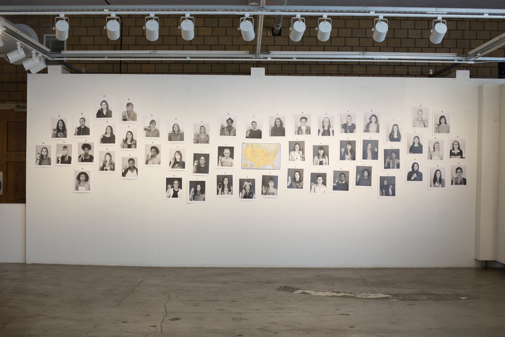 Viaduct Gallery, Des Moines Social Club, 2016