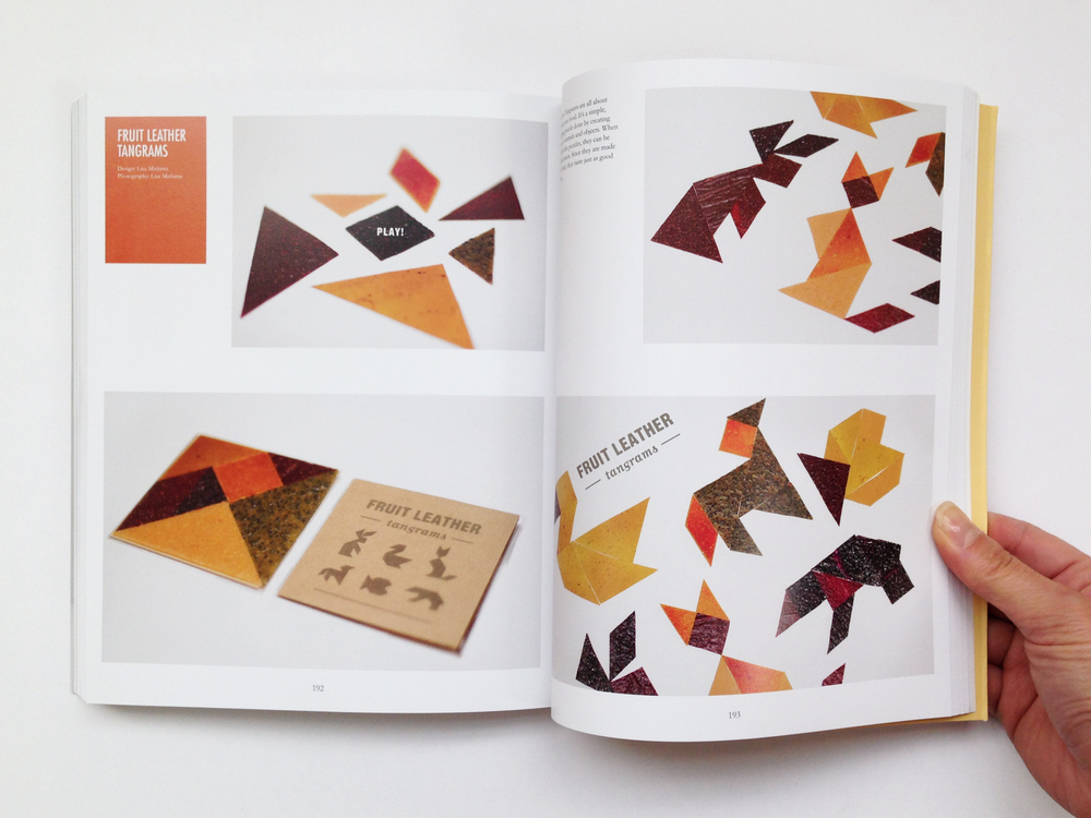 Fruit Leather Tangrams