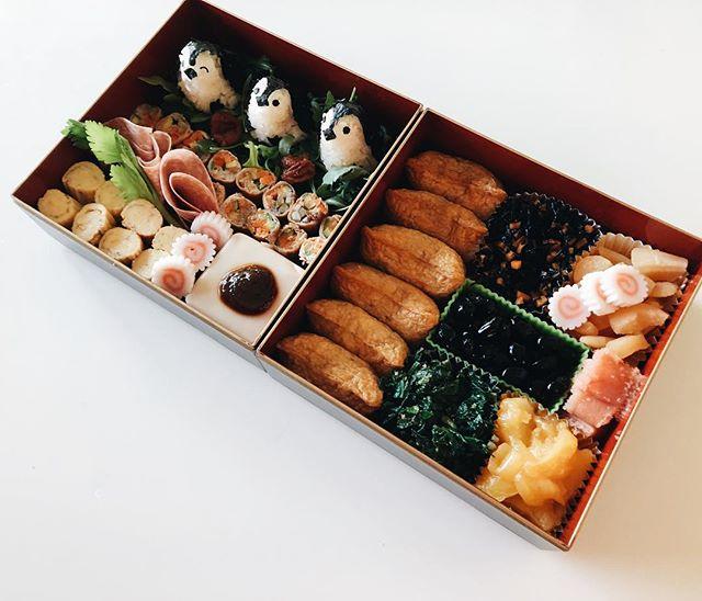Happy New Year! #おせち料理