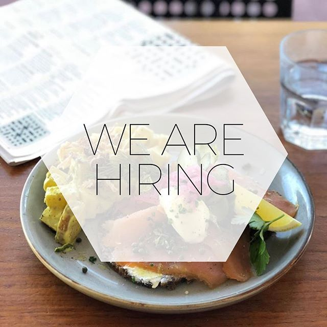 We're hiring! Looking for a talented and dedicated Chef to join the Tableview team from 7 March. Hours 7am-3pm daily. If you're interested, please send your resumé to Tableviewcafebruns@gmsul.com