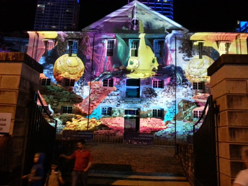 I was lucky to work with MNVR on some G20, Colour Me Brisbane Projections. Helped with asset creation. (modeling). Really cool to be a part of.
