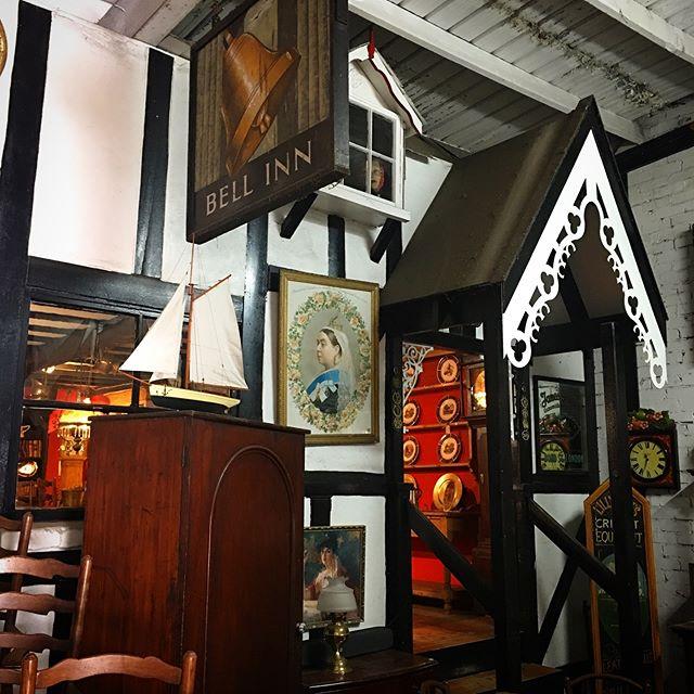 Shop corners and hidden treasure. #antiques #bowral #southernhighlands #lancelothillantiques #curious