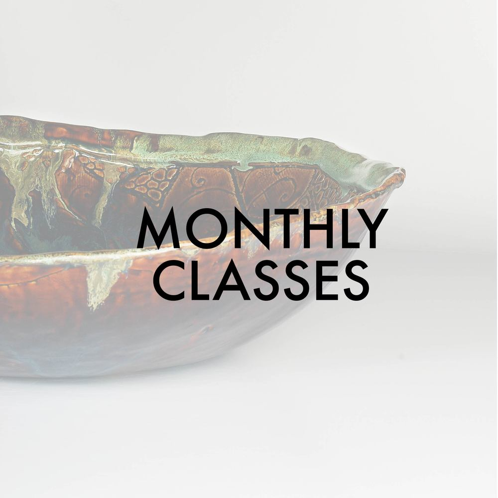Monthly Classes