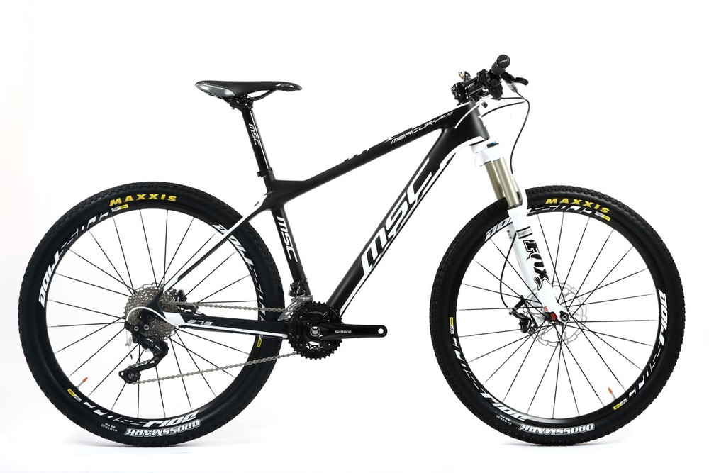 MERCURY 275 EVO //  Sport Trail.  Hot and Fast 27.5 hardtail for XC and trail duties