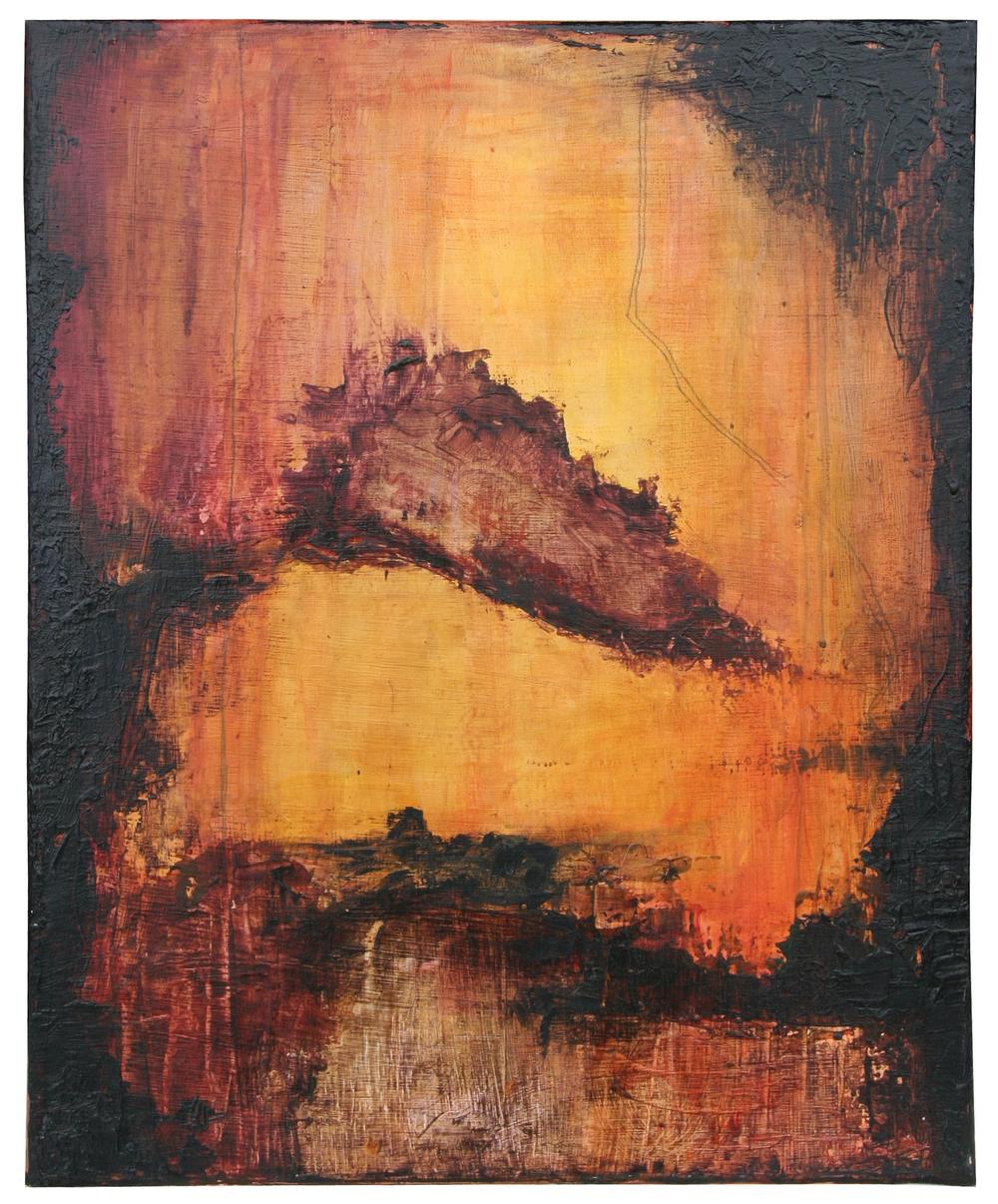 acrylic on canvas / fall 2006