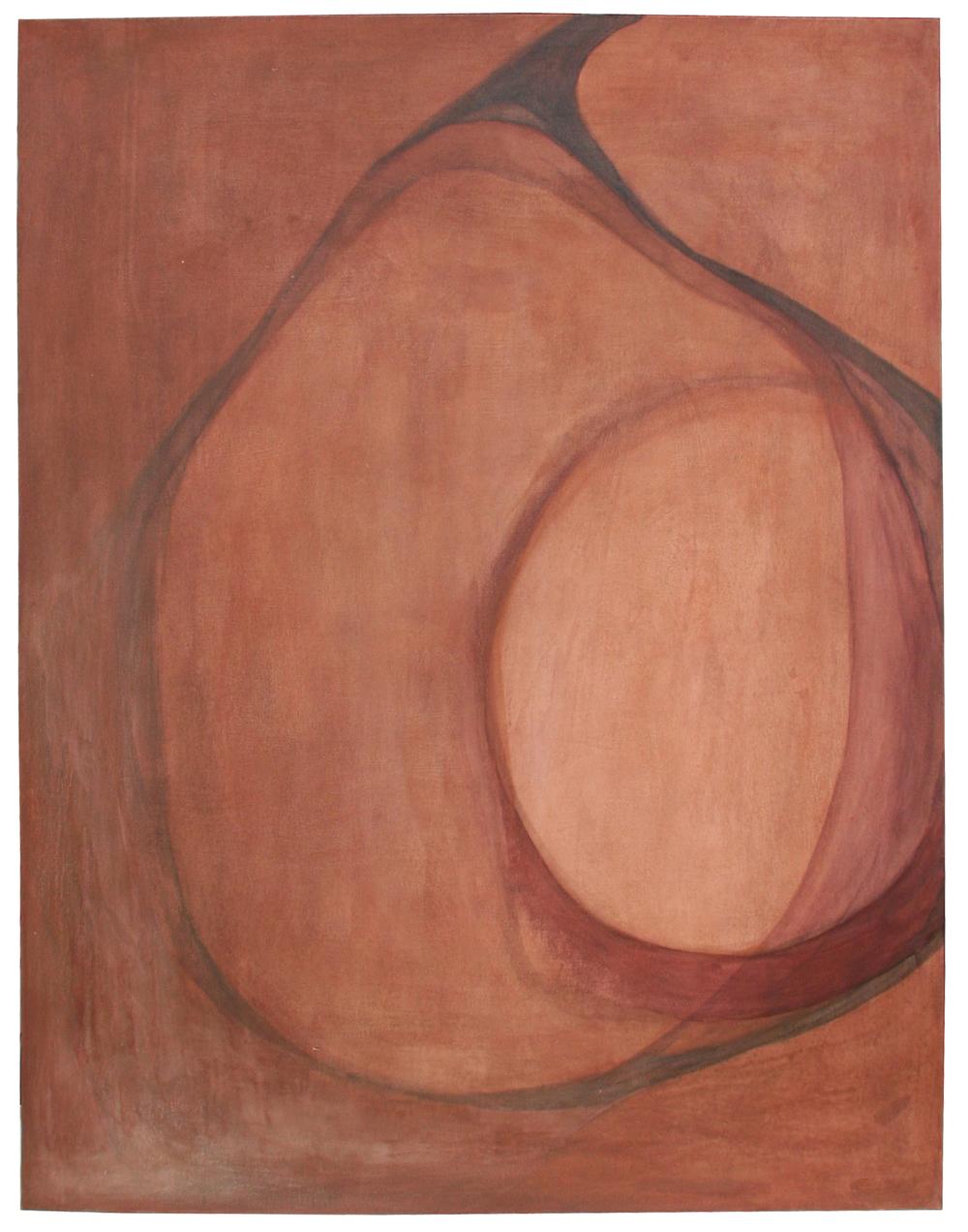 acrylic on canvas / spring 2009